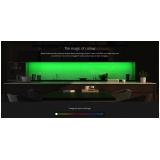iluminação aparente sala Holambra