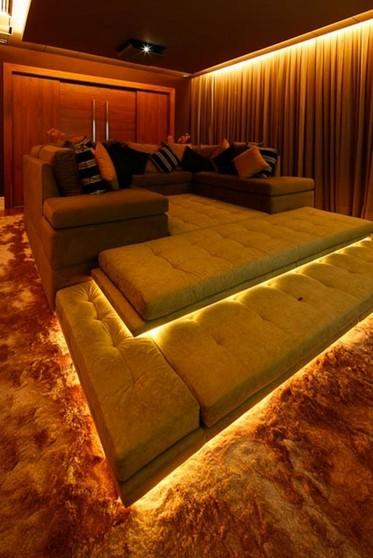 Automação de Som para Sala de Alto Padrão Valor Jaguariúna - Automação de Som