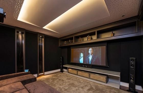 Serviço de Automação de Som para Sala Planejada Nova Odessa - Automação de Som