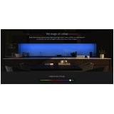 iluminação aparente sala preço Rio Claro