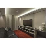 sala planejada apartamento Cosmópolis