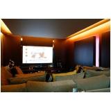 serviço de automação de som para sala de alto padrão Itatiba