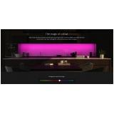 serviço de iluminação aparente sala Morungaba