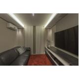 serviço de iluminação interior sala Santa Bárbara d´Oeste