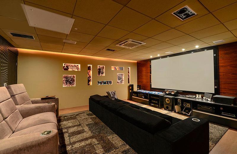 Automação residencial áudio e vídeo