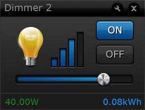 Projeto automação iluminação