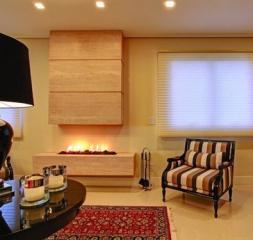 Sistema de som ambiente residencial